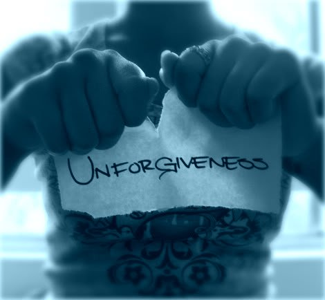 The Cold of Unforgiveness
