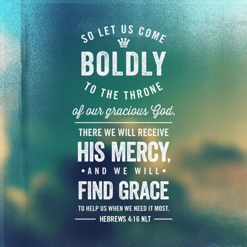 The Never-Failing Grace Of God