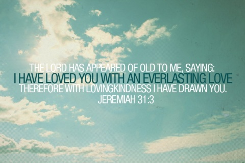 God's lovingkindness