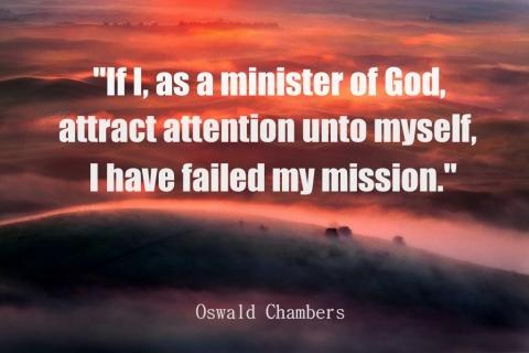 Minister of God - O.C