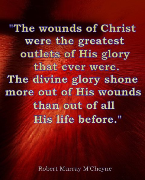 The Wounds of Christ