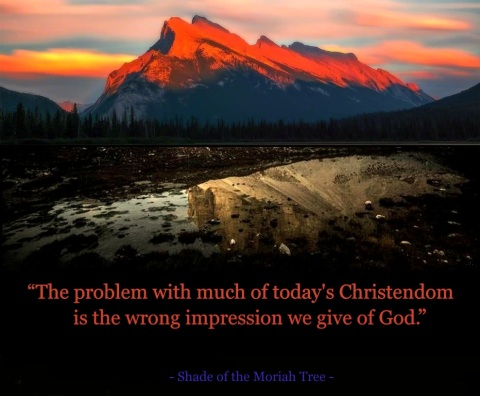 The Problem With Today's Christendom